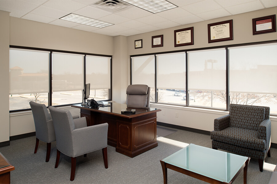 Prothro Blair office interior image